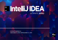 IntelliJ IDEA 2019.2破解激活方法(持续更新)