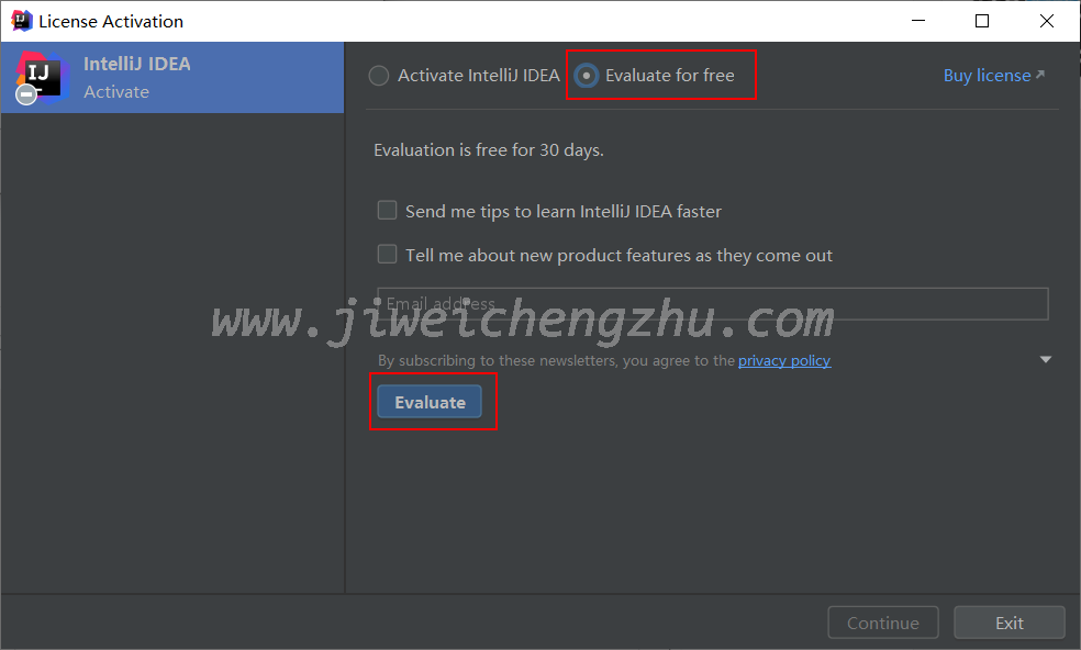 IntelliJ IDEA 2020.2.1永久破解激活教程(稳如老狗)